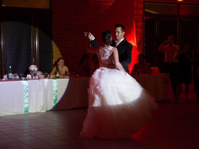 Le mariage de Benjamin et Melanie à Uzès, Gard 59