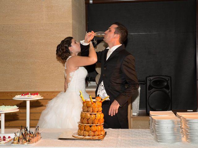 Le mariage de Benjamin et Melanie à Uzès, Gard 64