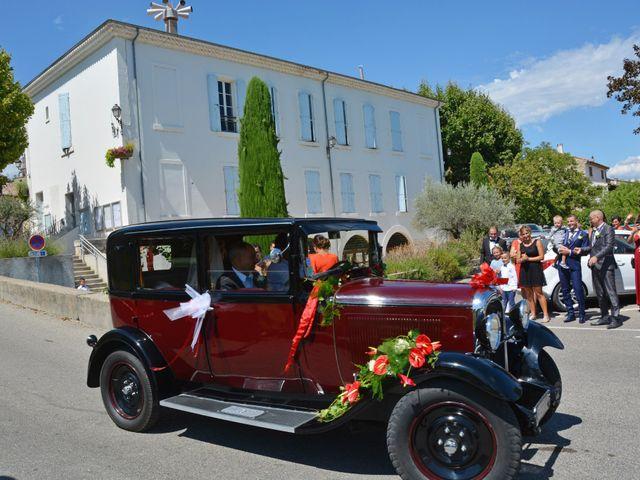 Le mariage de Gael et Elodie à Château-Arnoux Saint-Auban, Alpes-de-Haute-Provence 7