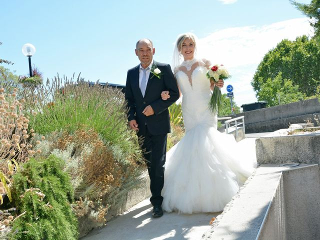 Le mariage de Gael et Elodie à Château-Arnoux Saint-Auban, Alpes-de-Haute-Provence 8