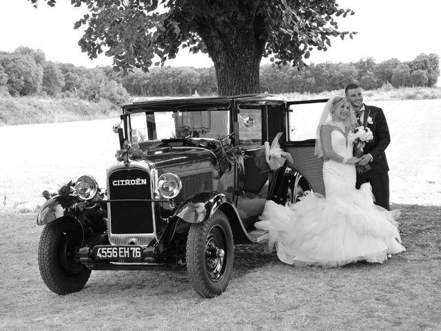 Le mariage de Gael et Elodie à Château-Arnoux Saint-Auban, Alpes-de-Haute-Provence 11