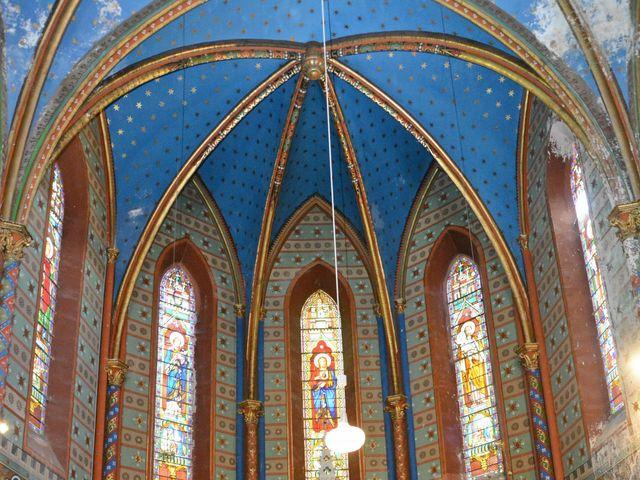 Le mariage de Gael et Elodie à Château-Arnoux Saint-Auban, Alpes-de-Haute-Provence 12