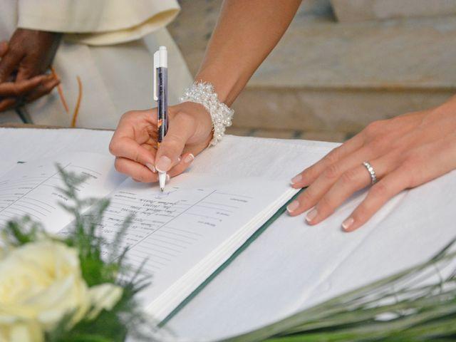 Le mariage de Gael et Elodie à Château-Arnoux Saint-Auban, Alpes-de-Haute-Provence 13