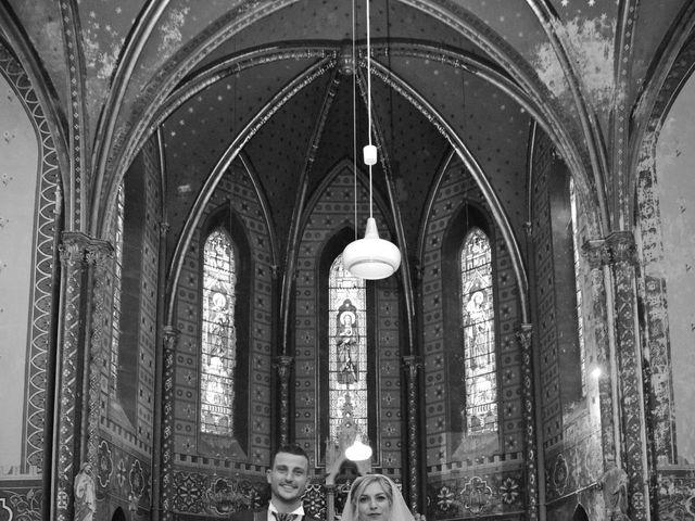 Le mariage de Elodie et Gael