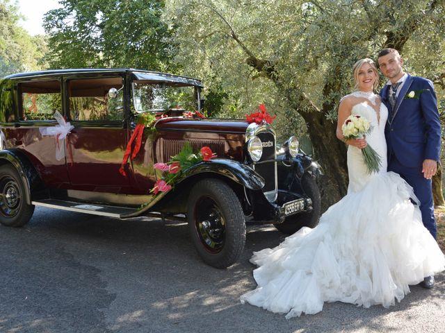 Le mariage de Gael et Elodie à Château-Arnoux Saint-Auban, Alpes-de-Haute-Provence 14