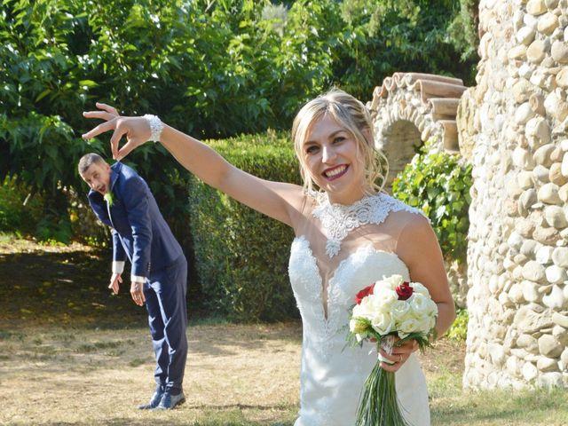 Le mariage de Gael et Elodie à Château-Arnoux Saint-Auban, Alpes-de-Haute-Provence 18