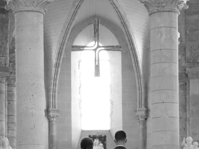 Le mariage de Pierre-Adrien et Astrid à Béville-le-Comte, Eure-et-Loir 15
