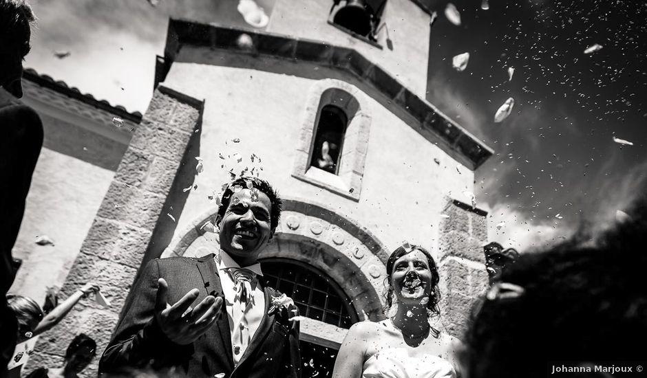 Le mariage de Pierre et Nathalie à Ganges, Hérault