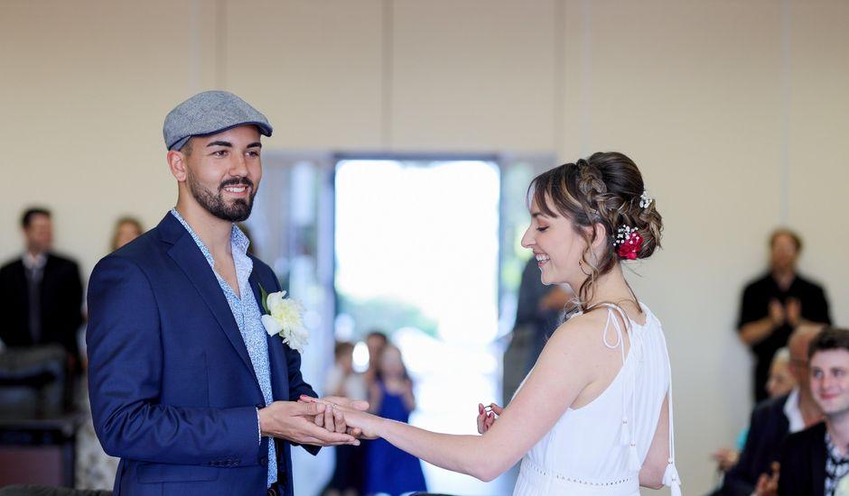Le mariage de Graham et Maïlys à Roquebrune-Cap-Martin, Alpes-Maritimes