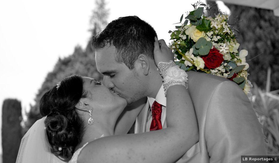 Le mariage de Yoann et Prescillia à Villeneuve-Loubet, Alpes-Maritimes