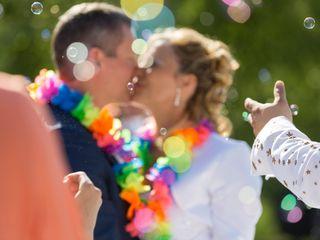 Le mariage de Anabela et Sylvain