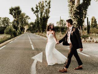 Le mariage de Olivia et Pierre