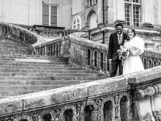 Le mariage de Louison et Yohann