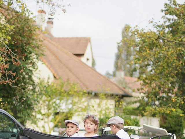 Le mariage de Kevin et Charlotte à Louvigny, Calvados 26