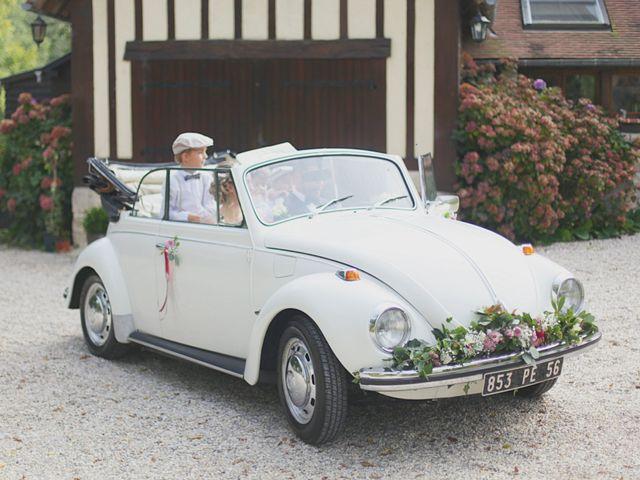 Le mariage de Kevin et Charlotte à Louvigny, Calvados 27