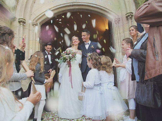 Le mariage de Kevin et Charlotte à Louvigny, Calvados 61