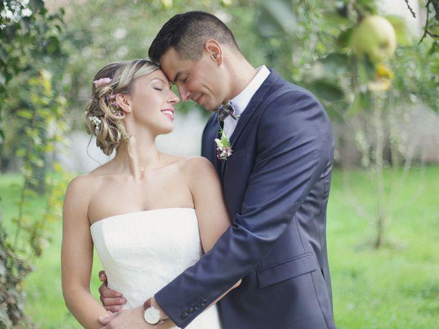 Le mariage de Charlotte et Kevin