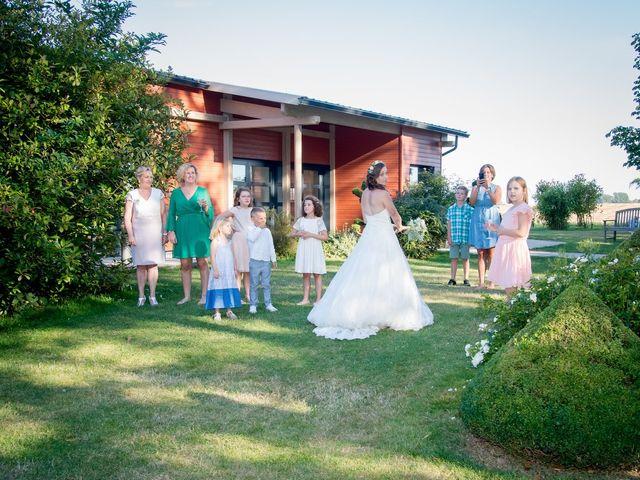 Le mariage de Pierre et Helene à Bosc-le-Hard, Seine-Maritime 48