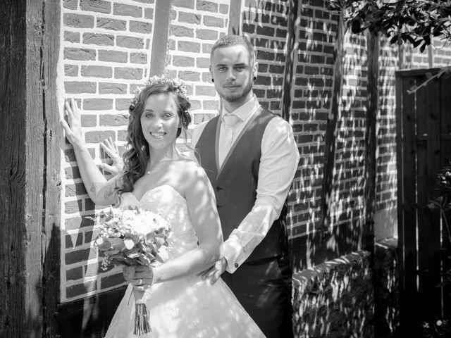 Le mariage de Pierre et Helene à Bosc-le-Hard, Seine-Maritime 58