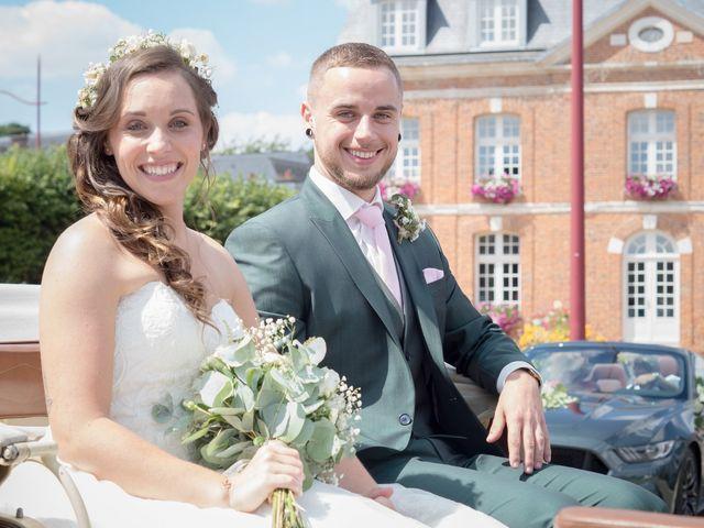 Le mariage de Pierre et Helene à Bosc-le-Hard, Seine-Maritime 59