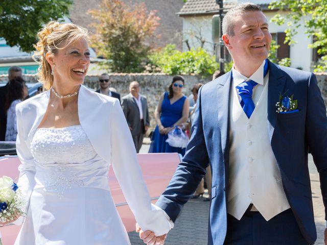 Le mariage de Sylvain et Anabela à Brie-Comte-Robert, Seine-et-Marne 32