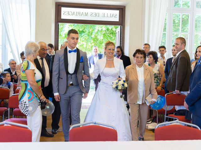 Le mariage de Sylvain et Anabela à Brie-Comte-Robert, Seine-et-Marne 37