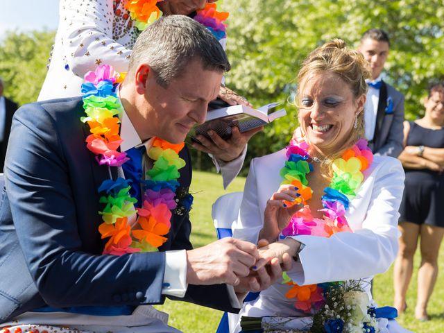 Le mariage de Sylvain et Anabela à Brie-Comte-Robert, Seine-et-Marne 53