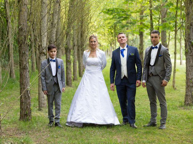 Le mariage de Sylvain et Anabela à Brie-Comte-Robert, Seine-et-Marne 75