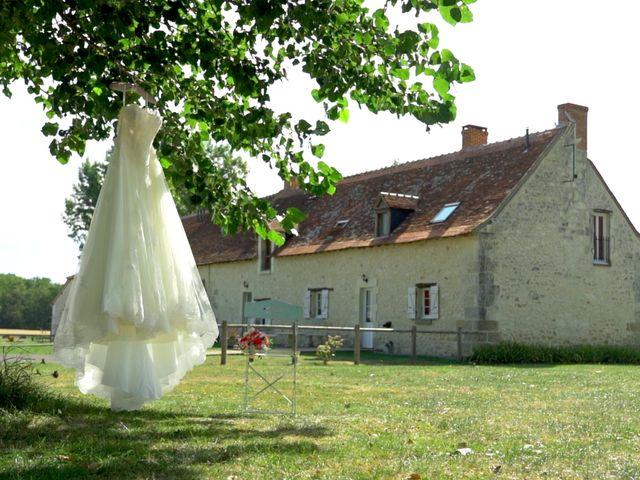 Le mariage de Grégory et Amandine à Saint-Branchs, Indre-et-Loire 2