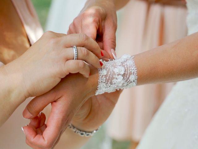 Le mariage de Grégory et Amandine à Saint-Branchs, Indre-et-Loire 10