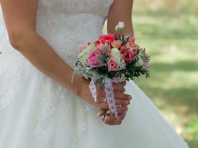 Le mariage de Grégory et Amandine à Saint-Branchs, Indre-et-Loire 12