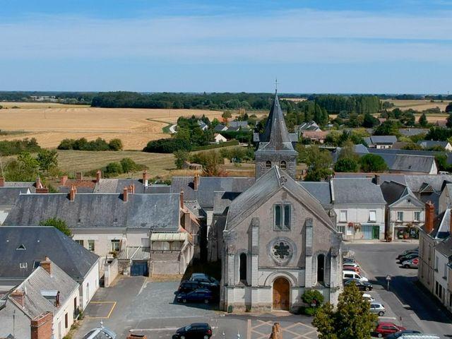 Le mariage de Grégory et Amandine à Saint-Branchs, Indre-et-Loire 21