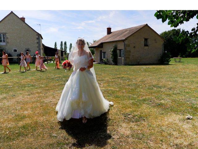 Le mariage de Grégory et Amandine à Saint-Branchs, Indre-et-Loire 27
