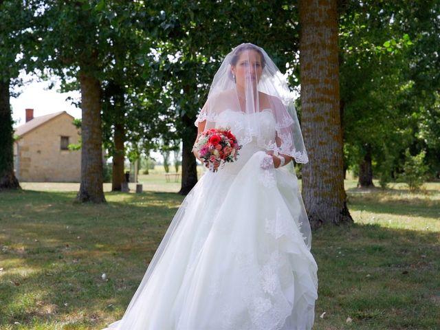 Le mariage de Grégory et Amandine à Saint-Branchs, Indre-et-Loire 28