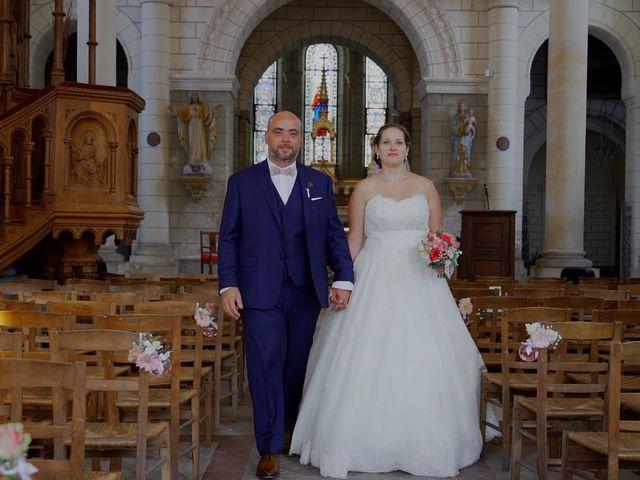 Le mariage de Grégory et Amandine à Saint-Branchs, Indre-et-Loire 32
