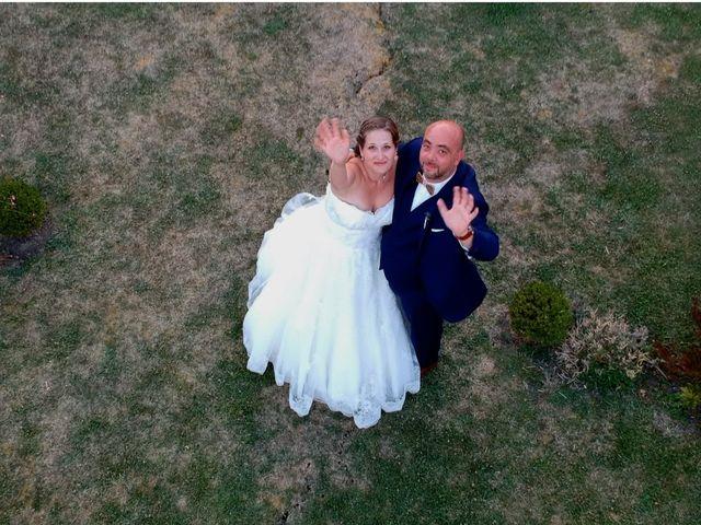 Le mariage de Grégory et Amandine à Saint-Branchs, Indre-et-Loire 35