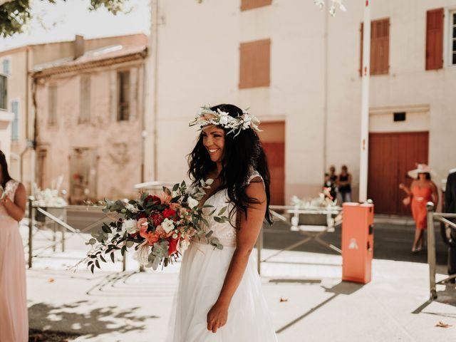 Le mariage de Pierre et Olivia à La Celle, Var 14
