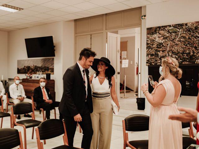 Le mariage de Pierre et Olivia à La Celle, Var 16
