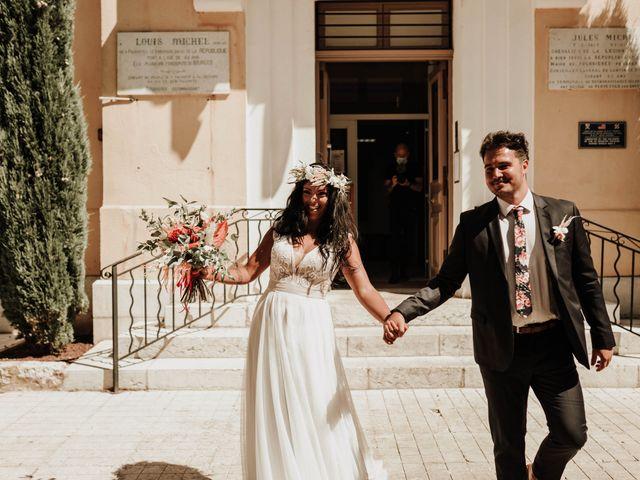Le mariage de Pierre et Olivia à La Celle, Var 19