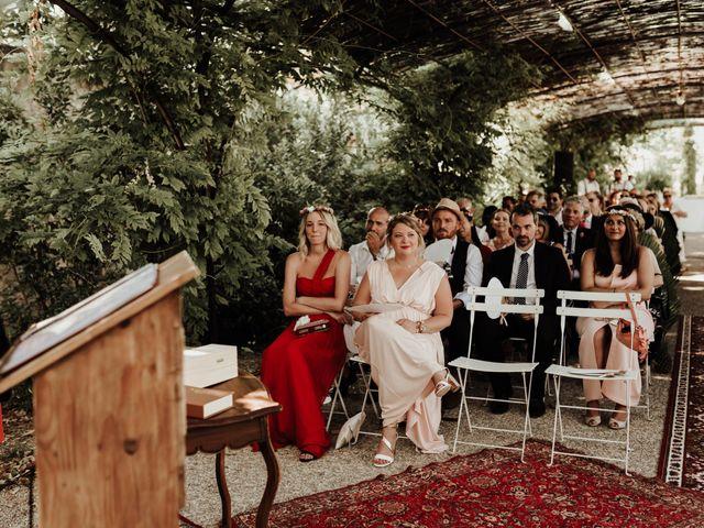 Le mariage de Pierre et Olivia à La Celle, Var 41