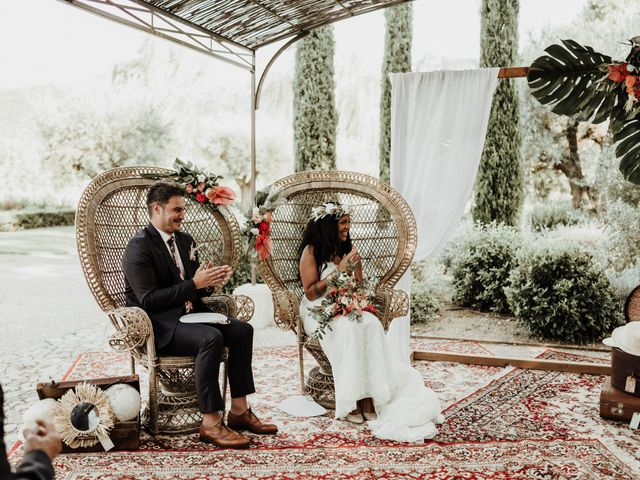 Le mariage de Pierre et Olivia à La Celle, Var 45