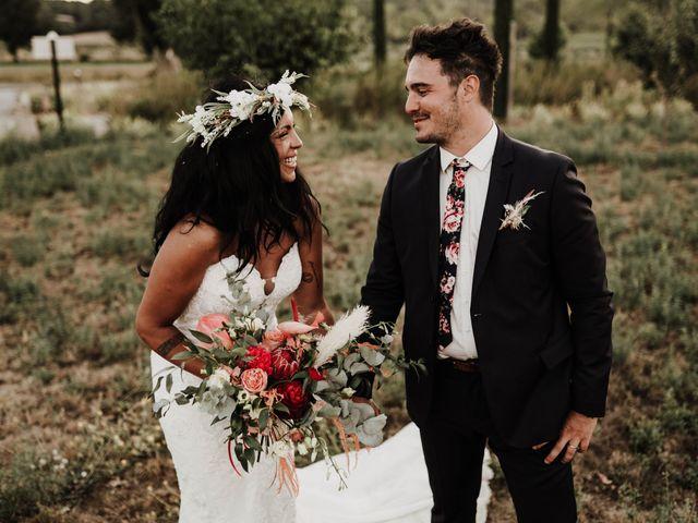Le mariage de Pierre et Olivia à La Celle, Var 60