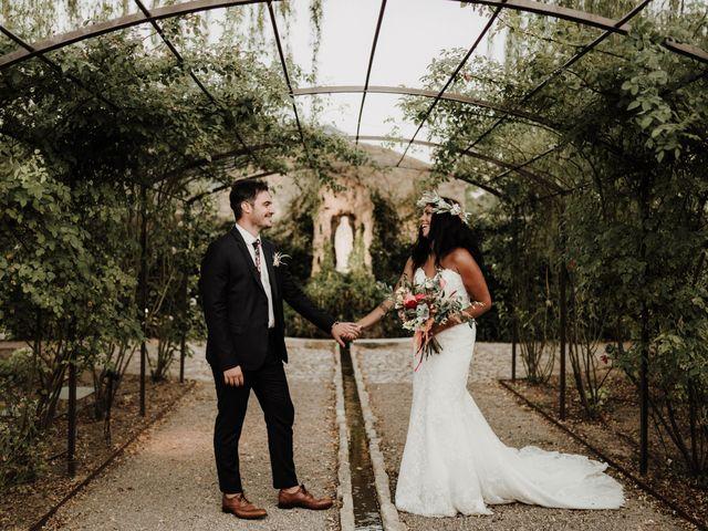 Le mariage de Pierre et Olivia à La Celle, Var 61