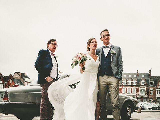 Le mariage de Sebastien et Anne à Hazebrouck, Nord 33