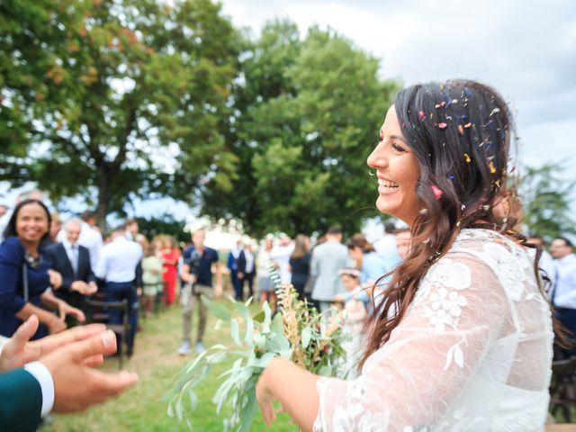 Le mariage de Matthieu et Ines à Lavaur, Tarn 11