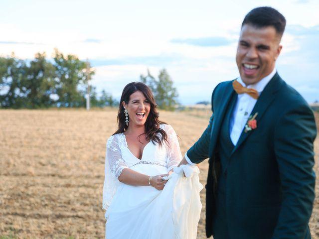 Le mariage de Matthieu et Ines à Lavaur, Tarn 13