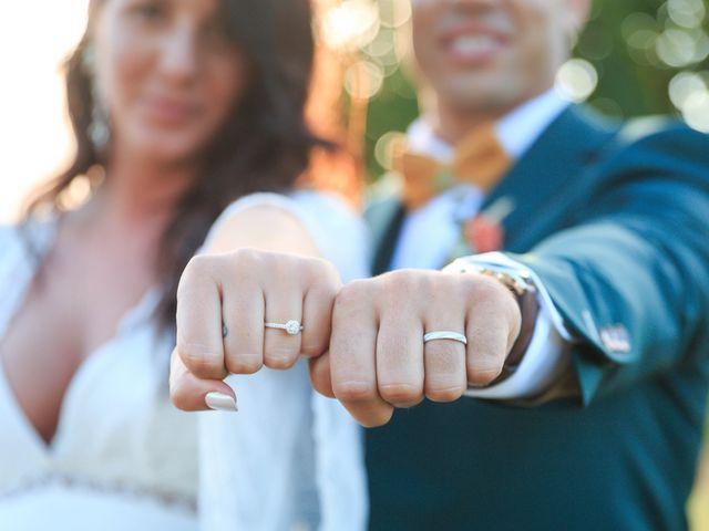 Le mariage de Matthieu et Ines à Lavaur, Tarn 15