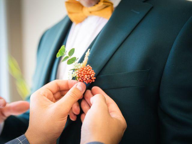 Le mariage de Matthieu et Ines à Lavaur, Tarn 3