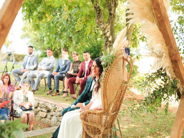 Le mariage de Matthieu et Ines à Lavaur, Tarn 8