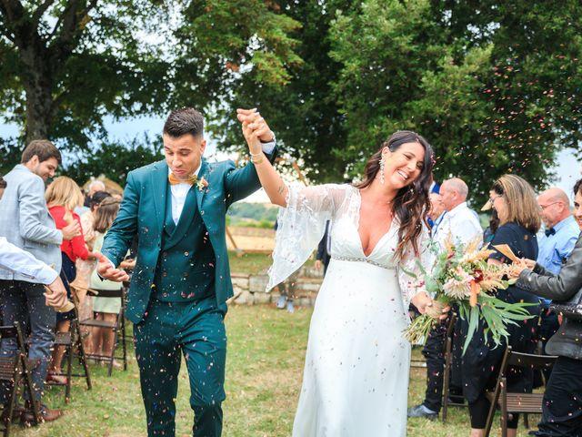 Le mariage de Matthieu et Ines à Lavaur, Tarn 10